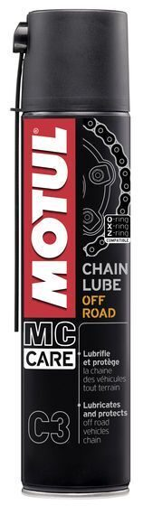 MC CARE ™ C3 CHAIN LUBE OFF ROAD